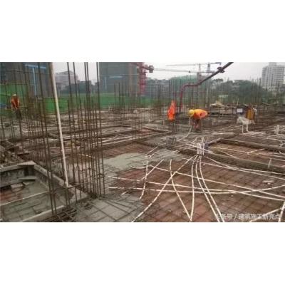 电气工程预留预埋、明配管安装、桥架安装、导线敷设等技术汇总!