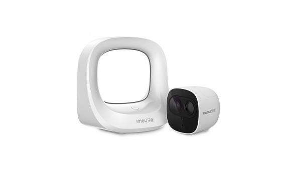 新品-全无线互联网电池摄像机